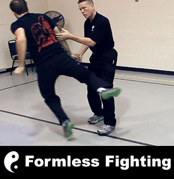 Formless Fighting Course