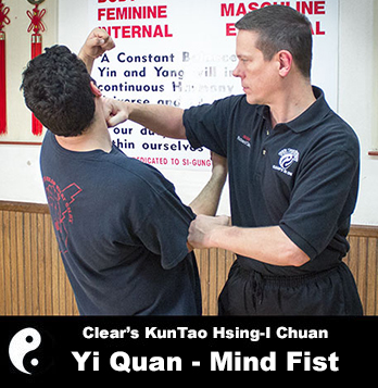 Advanced Xing Yi: Yiquan Intensive
