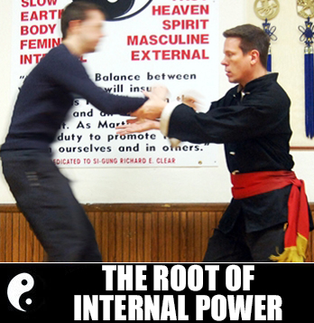 The Root of Internal Power