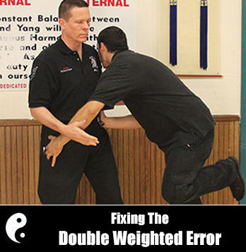 Fixing The Double Weighted Error
