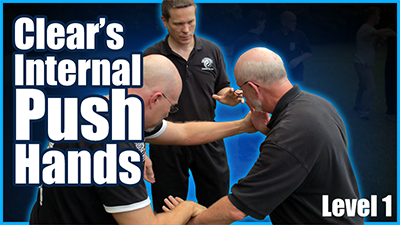 Clears Internal Push Hands - Level 1